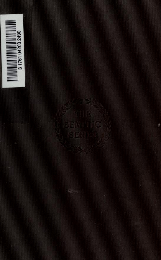 A. H. (Archibald Henry) Sayce - Babylonians and Assyrians : life and customs