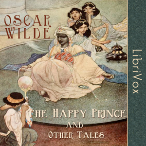 Happy Prince and Other Tales(421) by Oscar Wilde audiobook cover art image on Bookamo
