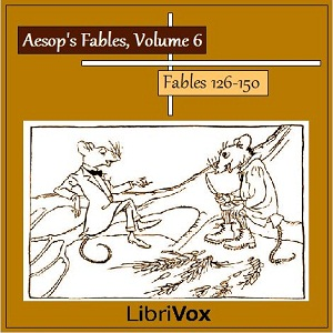 Aesop's Fables- Volume 06 (Fables 126-150)(196) by  Aesop audiobook cover art image on Bookamo