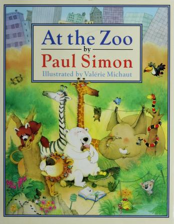 Cover of: At the zoo | Simon, Paul