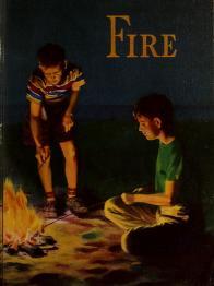 Cover of: Fire | Bertha Morris Parker