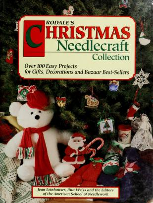Cover of: Rodale's Christmas needlecraft collection | Jean Leinhauser